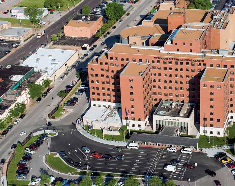 Video Surveillance System Sets Standard for Veterans Affairs