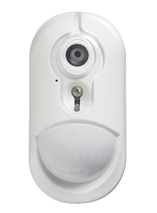 Business Security Motion Detector with Camera