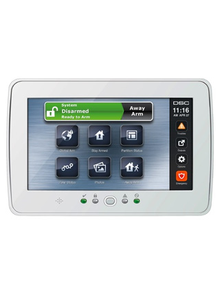 TouchScreen Security Keypad