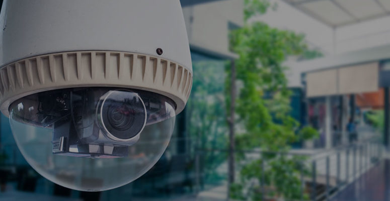 dome video surveillance security camera