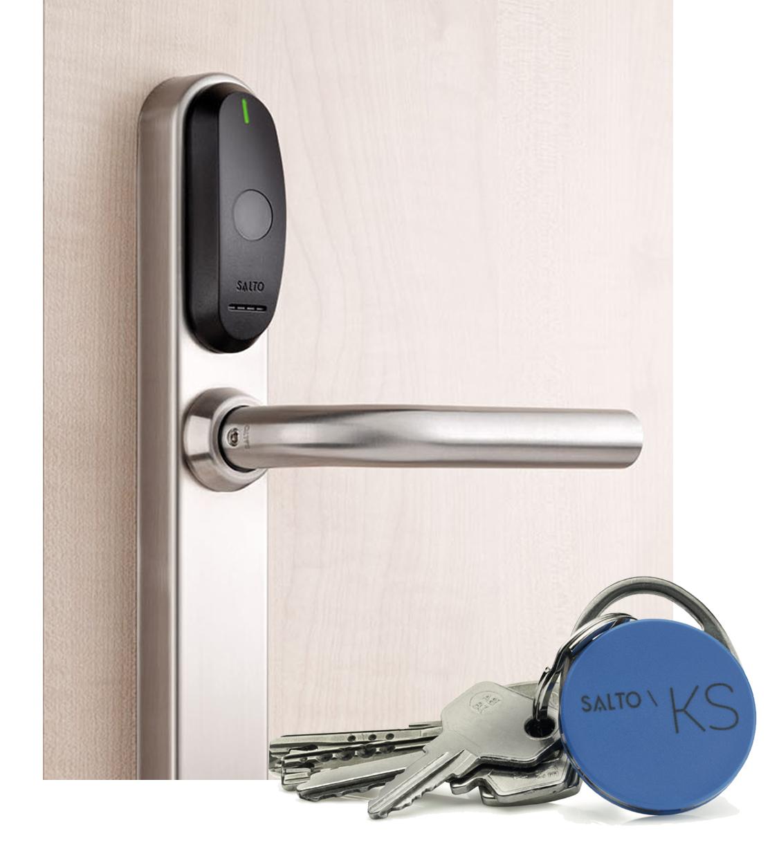 Salto Door Key-Fob for Easy Entrance