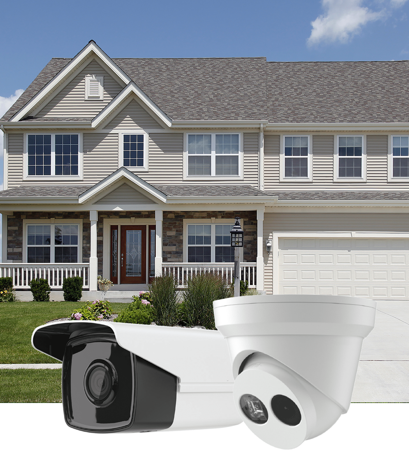 the best home security video surveillance cameras