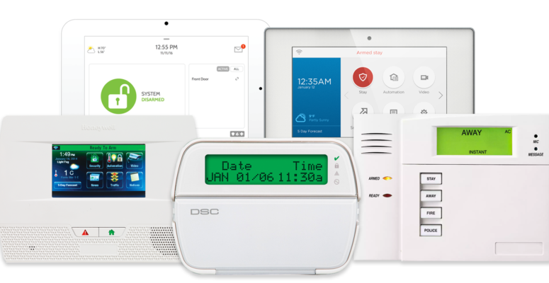 the best new home construction thermostat security systems st louis and illinois