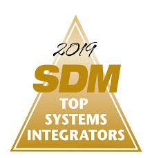 SDM 2019 Top Systems Integrators Award