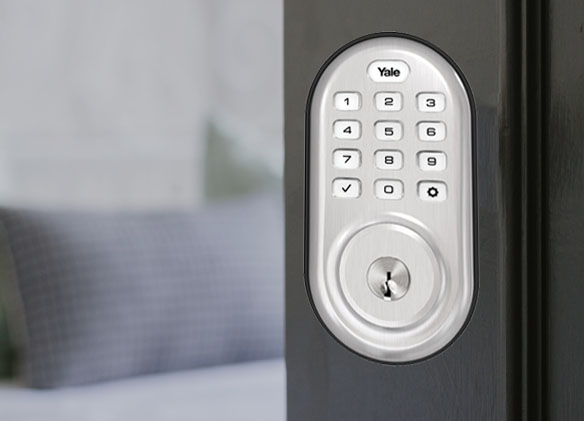 the best door locks home security system st louis