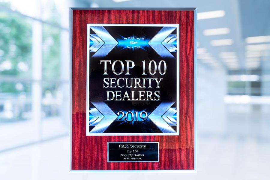 pass security ranked top security dealer