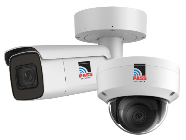 pass security video surveillance security cameras for your business