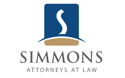 simmons law firm brand logo