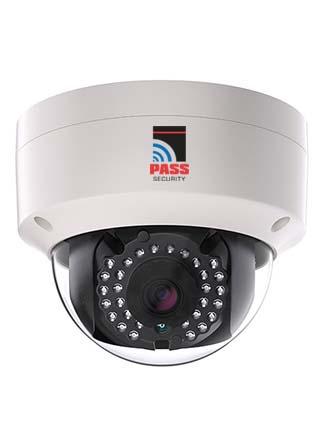 dome tilt pan zoom security camera