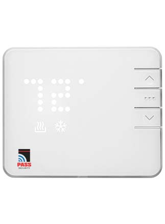 automated home thermostat