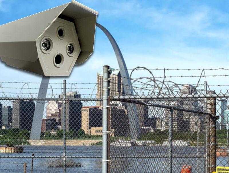outdoor video surveillance security camera systems