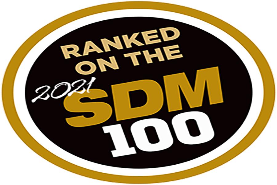 sdm ranks PASS Security in top 100 as security dealer
