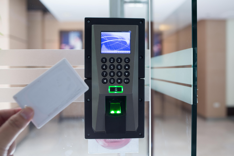 access control swipe card