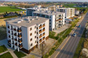 multifamily apartment buildings